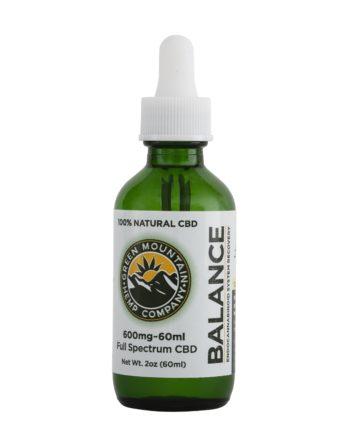 Balance CBD Extract Tincture Oil