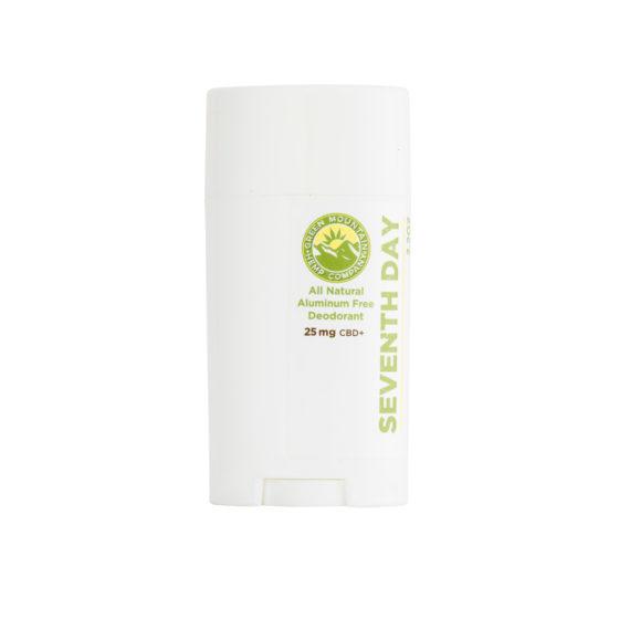 Green Mountain Hemp Company CBD Deodorant