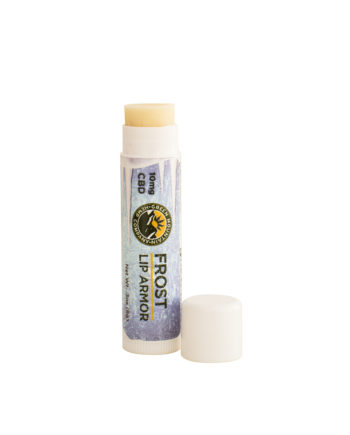 FROST Lip Armor CBD Chapstick by Green Mountain Hemp Company